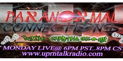 Christina George Paranormal Connections Radio
